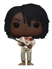 Image: Pop! Movies Vinyl Figure: Us - Adelaide  (w/Chains & Fire Poker) - Funko