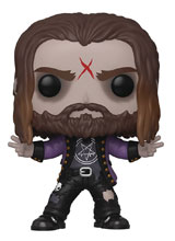 Image: Pop! Rocks Vinyl Figure: Rob Zombie  - Funko