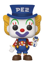 Image: Pop! Pez Ad Icons: Peter Pez Blue Hat  - Funko
