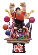 Image: Disney DS-008 D-Stage Series Statue: Wreck-It Ralph  (6-inch) - Beast Kingdom Co., Ltd