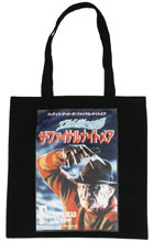Image: A Nightmare on Elm Street Canvas Tote: Poster  - Bioworld Merchandising