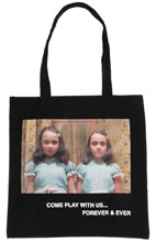 Image: The Shining Canvas Tote: Twins Image Capture  - Bioworld Merchandising