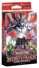 Image: Yu-Gi-Oh! TCG: Structure Deck Hero Strike  (8-count) - Konami Digital Entertainment