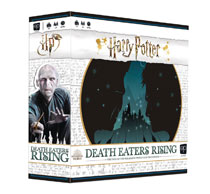 Image: Harry Potter: Death Eaters Rising Game  - Usaopoly