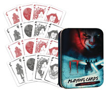 Image: It Playing Cards Tin  - Usaopoly