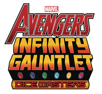 Image: Marvel Dice Masters Avengers Infinity Guantlet Counter Display  - Wizkids/Neca
