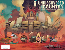 Image: Undiscovered Country #1 (variant cover - 3rd printing Camuncoli) - Image Comics