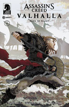 Image: Assassin's Creed: Valhalla Song of Glory #3 - Dark Horse Comics
