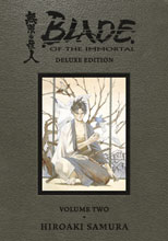 Image: Blade of Immortal Deluxe Edition Vol. 02 HC  - Dark Horse Comics