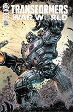 Image: Transformers #26 (cover A - Williams II) - IDW Publishing