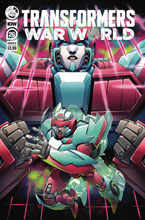 Image: Transformers #26 (cover B - Monfort) - IDW Publishing