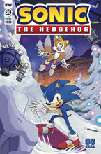 Image: Sonic the Hedgehog #36 (cover A - Schoening) - IDW Publishing