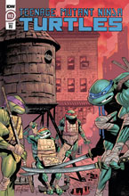 Image: Teenage Mutant Ninja Turtles #112 (incentive 1:10 cover - Mason) - IDW Publishing