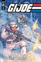 Image: G.I. Joe: A Real American Hero #278 (incentive 1:10 cover - Royle) - IDW Publishing
