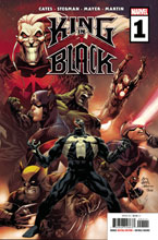 Image: King in Black #1 - Marvel Comics