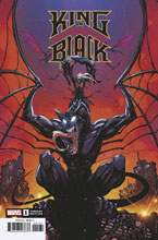 Image: King in Black #1 (incentive 1:50 Dragon cover - Coello) - Marvel Comics