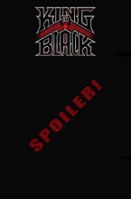 Image: King in Black #1 (variant Spoiler cover - Clarke) - Marvel Comics