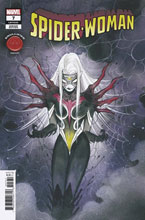 Image: Spider-Woman #7 (KiB) (variant Knullified cover - Sway) - Marvel Comics