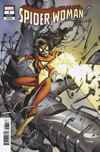 Image: Spider-Woman #7 (KiB) (incentive 1:50 Hidden Gem cover - Perez) - Marvel Comics