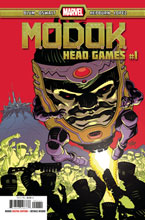 Image: M.O.D.O.K.: Head Games #1  [2020] - Marvel Comics