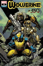 Image: Wolverine #8 (XoS) (incentive 1:25 cover - Finch) - Marvel Comics