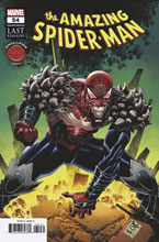 Image: Amazing Spider-Man #54 (LR) (variant Knullified cover - Siquera) - Marvel Comics