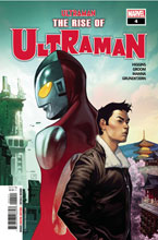 Image: Rise of Ultraman #4 - Marvel Comics