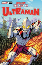 Image: Rise of Ultraman #4 (variant Promo cover - McGuinness) - Marvel Comics