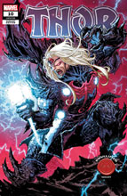 Image: Thor #10 (variant Knullified cover - Lashley) - Marvel Comics