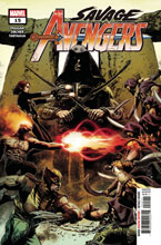 Image: Savage Avengers #15 - Marvel Comics