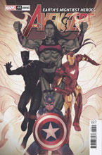 Image: Avengers #40 (variant cover - Swaby) - Marvel Comics