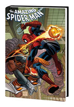 Image: Spider-Man by Stern Omnibus HC  (main cover - Spider-Man Hobgoblin) - Marvel Comics