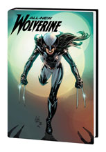 Image: All-New Wolverine by Tom Taylor Omnibus HC  (variant DM cover - Kubert) - Marvel Comics
