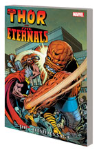 Image: Thor and Eternals: Celestial's Saga SC  - Marvel Comics