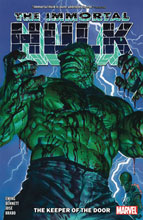 Image: Immortal Hulk Vol. 08: Keeper of the Door SC  - Marvel Comics
