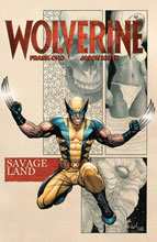 Image: Wolverine by Frank Cho: Savage Land SC  - Marvel Comics