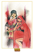Image: Vampirella: The Dark Powers #1 (variant Lithograph cover - Momoko) - Dynamite