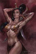 Image: Dejah Thoris [2019] #11 (variant cover - Parrillo virgin) - Dynamite