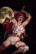 Image: Red Sonja Vol. 05 #22 (incentive 1:30 cover - Stott virgin) - Dynamite