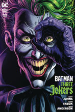 Image: Batman: Three Jokers #3 (DFE signed - Johns) - Dynamic Forces