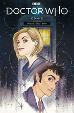 Image: Doctor Who Comics #2 (cover A - Momoko) - Titan Comics