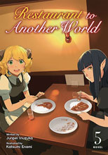 Image: Restaurant to Another World Light Novel Vol. 05  - Seven Seas Entertainment LLC