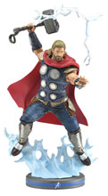 Image: Marvel Gamerverse Avengers PVC Statue: Thor  (1/10 scale) - Pcs Collectibles