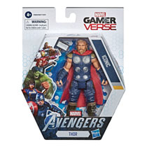 Image: Avengers Gamerverse  (6-inch) Thor Action Figure Case - Hasbro Toy Group