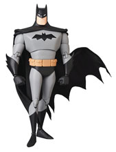 Image: New Batman Adventures Mafex Action Figure: Batman  - Medicom Toy Corporation