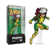 Image: Figpin Marvel X-Men Animated Pin: Rogue  - Cmd Collectibles