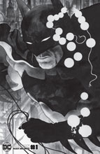 Image: Batman: Black and White #1 (variant cover - J.H. Williams III) - DC Comics