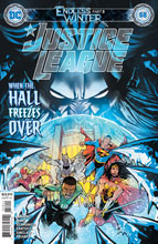 Image: Justice League #58 - DC Comics