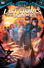 Image: Dark Nights: Death Metal The Last Stories of the DC Universe #1 - DC Comics