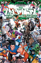 Image: Dark Nights: Death Metal The Last 52: War of the Multiverses #1 - DC Comics